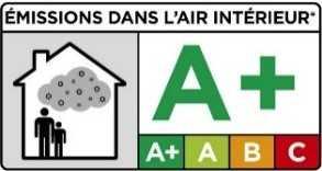 Emissions air intérieur COV